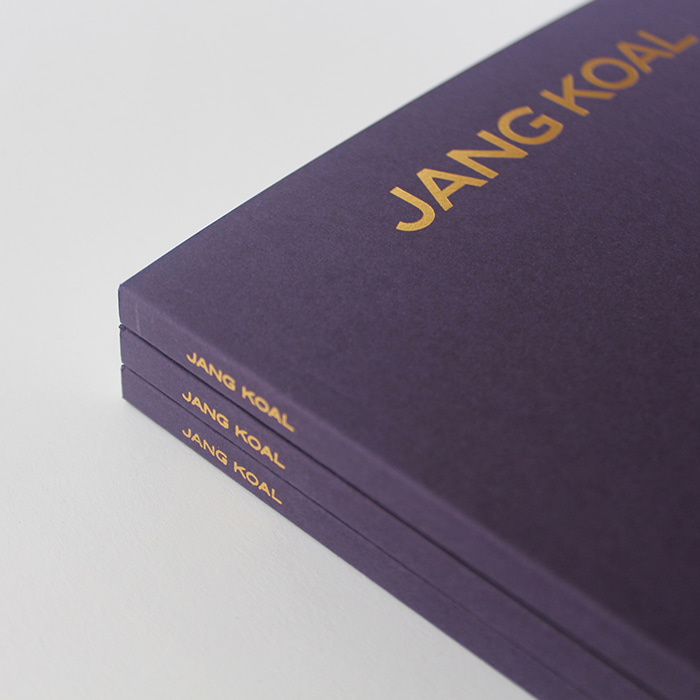Art Book Series Vol.1 Jang Koal